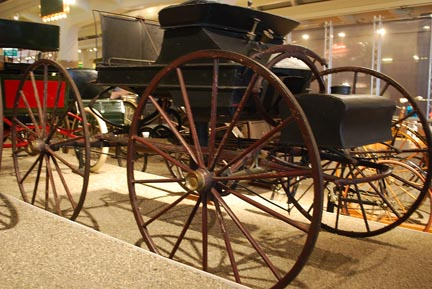 Roper Steam Carriage