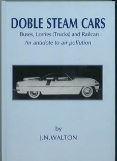 Doble Steam Cars by Walton